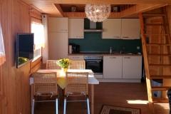 Offene Wohnküche